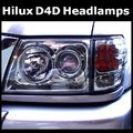 View Item Toyota Hilux Mk5 Twin Projector Headlight Kit